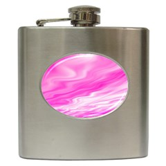 Background Hip Flask