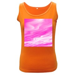 Background Womens  Tank Top (Dark Colored)