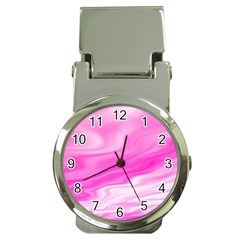 Background Money Clip With Watch