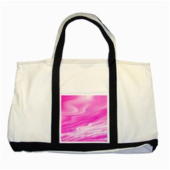 Background Two Toned Tote Bag