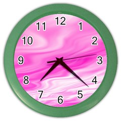 Background Wall Clock (Color)