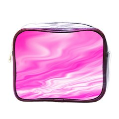 Background Mini Travel Toiletry Bag (One Side)