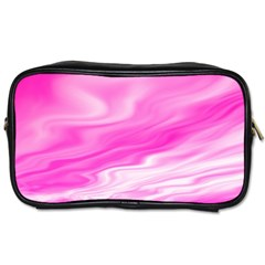 Background Travel Toiletry Bag (two Sides)