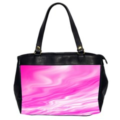 Background Oversize Office Handbag (Two Sides)