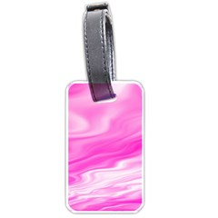 Background Luggage Tag (Two Sides)