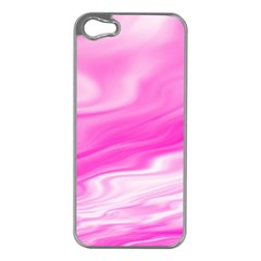 Background Apple iPhone 5 Case (Silver)