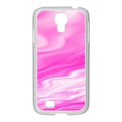 Background Samsung GALAXY S4 I9500/ I9505 Case (White)