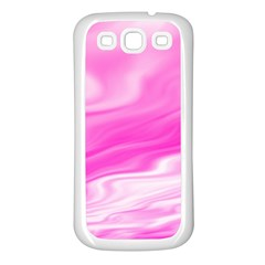 Background Samsung Galaxy S3 Back Case (white)