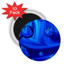 Modern  2.25  Button Magnet (10 pack)