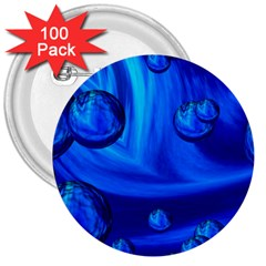 Modern  3  Button (100 Pack)