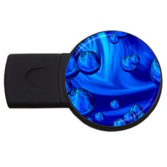 Modern  2GB USB Flash Drive (Round)