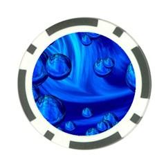 Modern  Poker Chip (10 Pack)