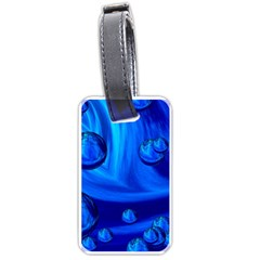 Modern  Luggage Tag (One Side)