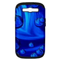 Modern  Samsung Galaxy S III Hardshell Case (PC+Silicone)