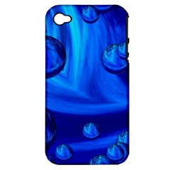 Modern  Apple iPhone 4/4S Hardshell Case (PC+Silicone)