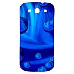Modern  Samsung Galaxy S3 S III Classic Hardshell Back Case