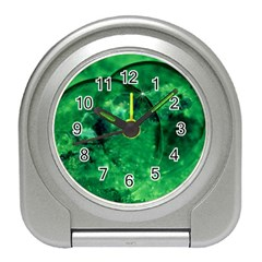 Green Bubbles Desk Alarm Clock