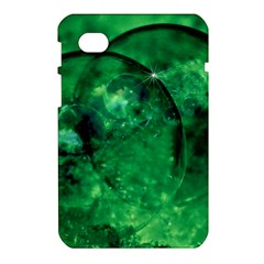 Green Bubbles Samsung Galaxy Tab 7  P1000 Hardshell Case