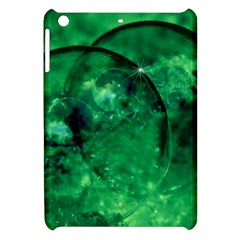 Green Bubbles Apple Ipad Mini Hardshell Case
