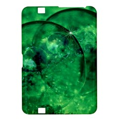 Green Bubbles Kindle Fire Hd 8 9  Hardshell Case