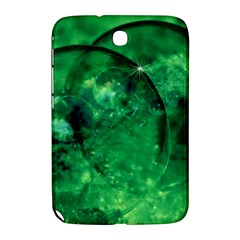 Green Bubbles Samsung Galaxy Note 8 0 N5100 Hardshell Case