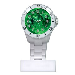 Green Bubbles Nurses Watch