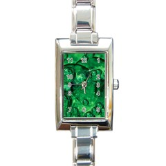 Illusion Rectangular Italian Charm Watch