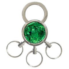 Illusion 3-Ring Key Chain