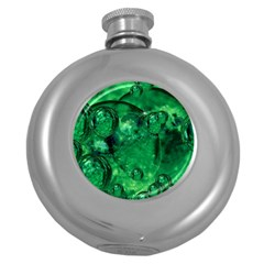 Illusion Hip Flask (Round)