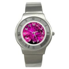 Design Stainless Steel Watch (Unisex)