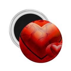 Love 2 25  Button Magnet