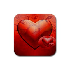 Love Drink Coasters 4 Pack (Square)