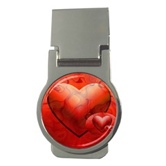 Love Money Clip (Round)