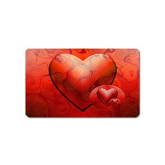 Love Magnet (name Card)
