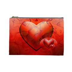 Love Cosmetic Bag (Large)
