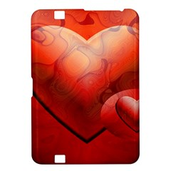 Love Kindle Fire Hd 8 9  Hardshell Case