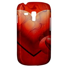Love Samsung Galaxy S3 MINI I8190 Hardshell Case