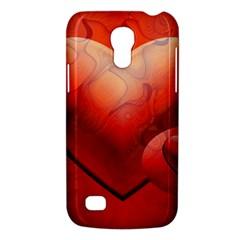 Love Samsung Galaxy S4 Mini Hardshell Case