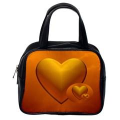 Love Classic Handbag (One Side)