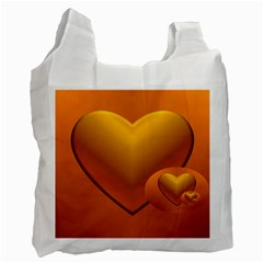 Love Recycle Bag (Two Sides)