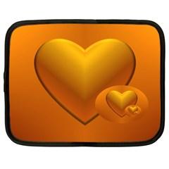Love Netbook Case (XL)