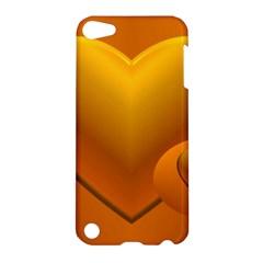 Love Apple iPod Touch 5 Hardshell Case