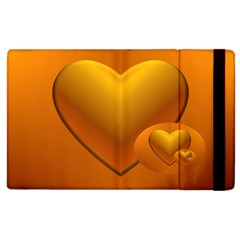 Love Apple iPad 3/4 Flip Case