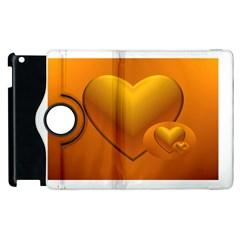 Love Apple iPad 2 Flip 360 Case