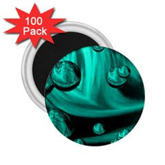 Space 2.25  Button Magnet (100 pack)