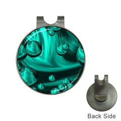 Space Hat Clip With Golf Ball Marker