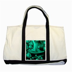 Space Two Toned Tote Bag