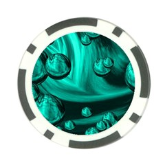 Space Poker Chip (10 Pack)