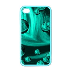 Space Apple iPhone 4 Case (Color)