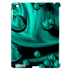 Space Apple iPad 3/4 Hardshell Case (Compatible with Smart Cover)